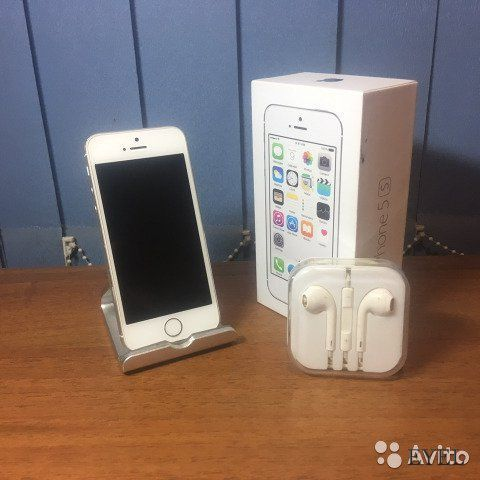 iPhone 5s 16 gb,Silver